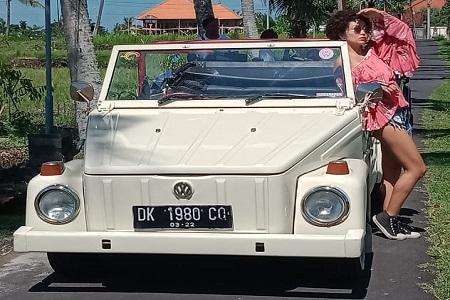 Sewa Mobil di Bali | Classic Volkswagen Safari