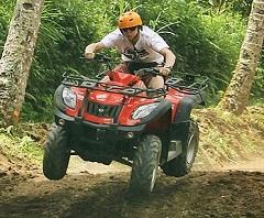 Paket Bali Dua Petualangan Tour ATV Ride dan Spa | ATV Ride