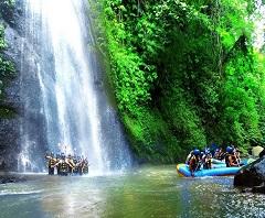 Paket Bali Dua Petualangan Tour Arung Jeram Ayung dan Spa | Arung Jeram Ayung