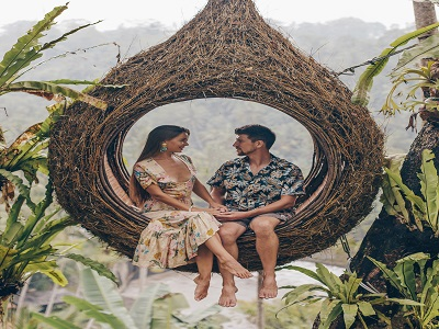 Paket Bali Petualangan Tour | Sarang Burung di Bali Swing