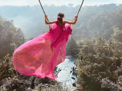 Paket Wisata Kombinasi | Kombinasi Bali Swing  dan Kintamani