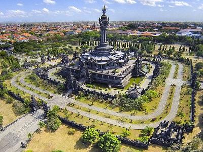 Paket Setengah Hari Denpasar | Bajra Sandhi Monument