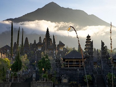 Bali Satu Hari ke Besakih   Besakih