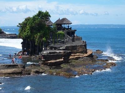 Bali Satu Hari ke Bedugul dan Tanah Lot | Tanah Lot