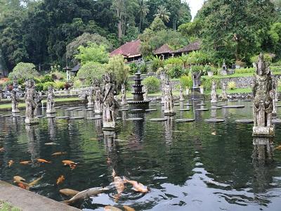 Bali Satu Hari ke Lempuyang | Tirta Gangga