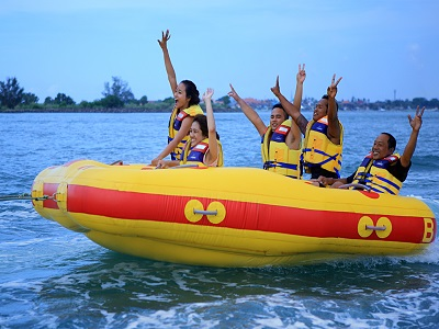 Water Sports | Donut Boat